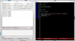 Arduino - Minicom - Emacs