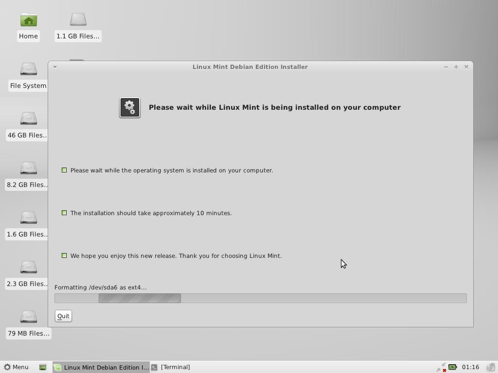 Guia Linux Mint Debian