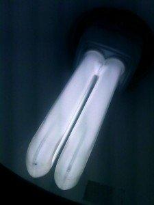 Lámpara de bajo consumo