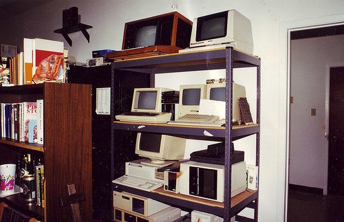 Hacer funcionar tu viejo ordenador de router, y filtrar por dirección MAC