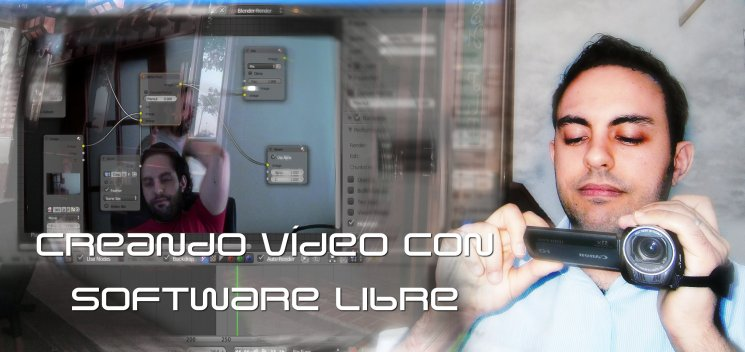 creando video con software libre