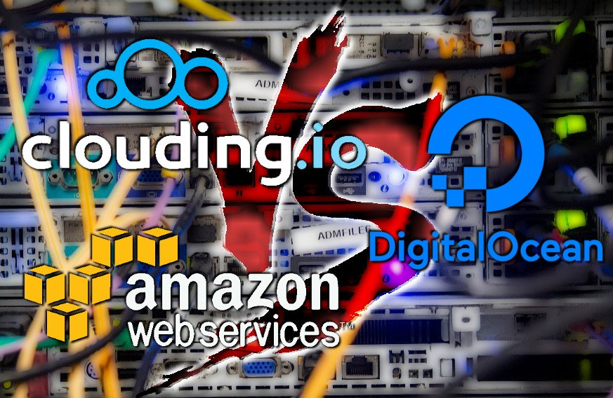 Comparativa Clouding, Amazon AWS, DigitalOcean